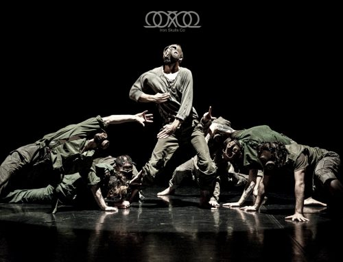 "Dansa contemporània al SAT teatre "" Sinestesia """