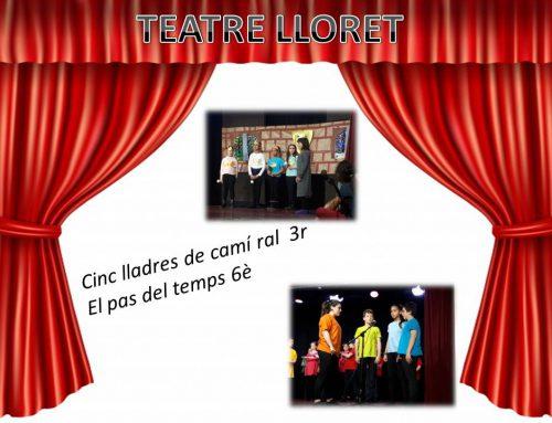 Teatre 3r i 6è