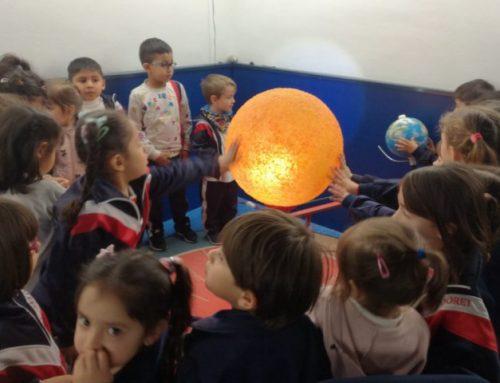 Visita al Planetari – P4 –